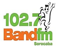 Rádio Band FM 102.7 de Sorocaba SP