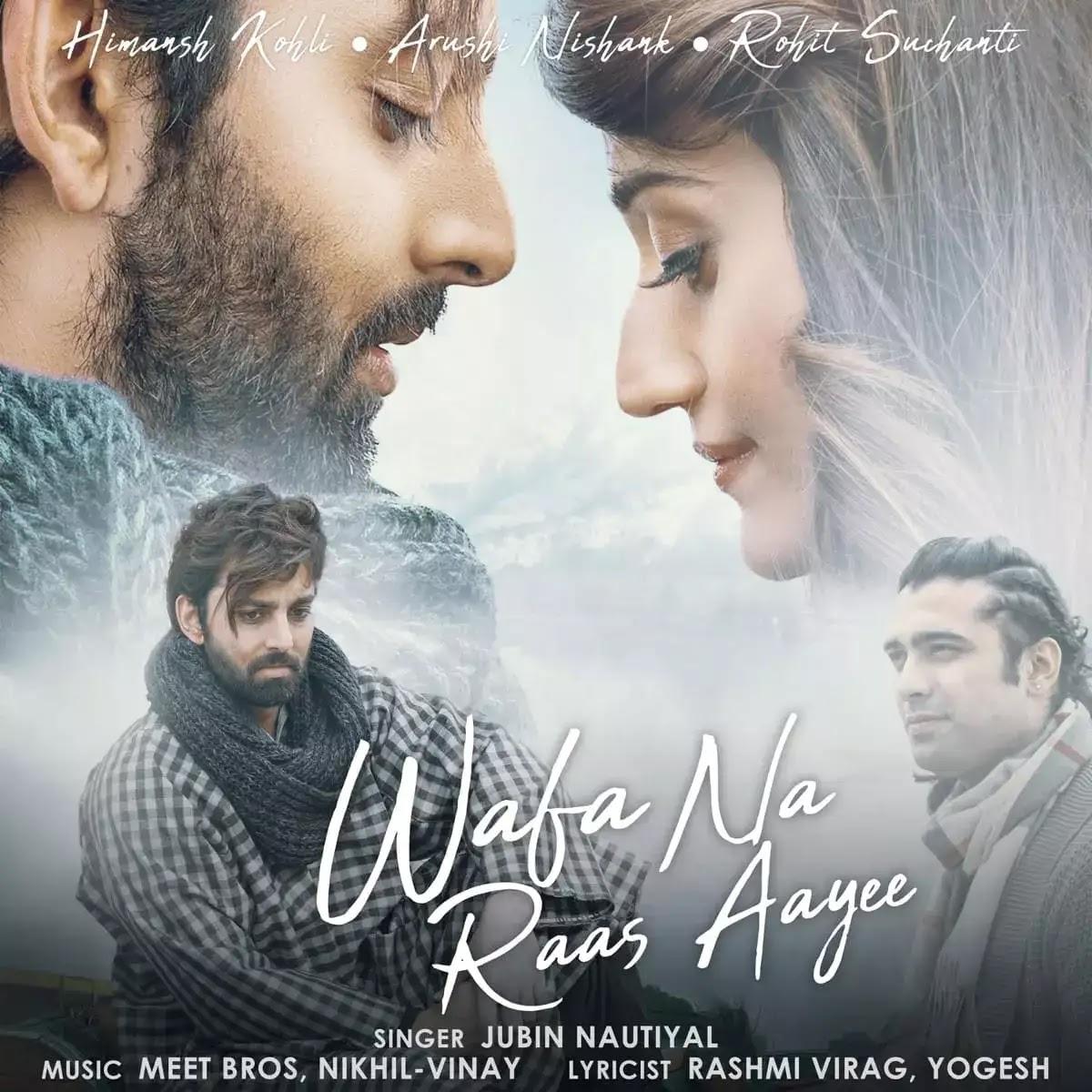 Wafa Na Raas Aayee MP3 Song Download 320kbps