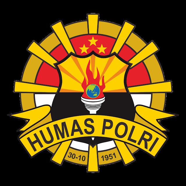 logo divisi humas polri