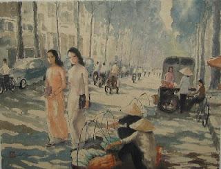 Chạy quanh Sài Gòn