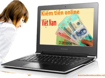 Site kiem tien cua Viet Nam uy tin