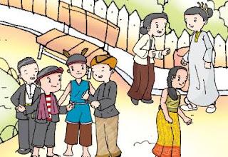 Kerukunan Antar Suku di Indonesia