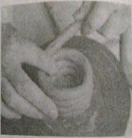 gambar contoh kerajinan tangan dari tanah liat