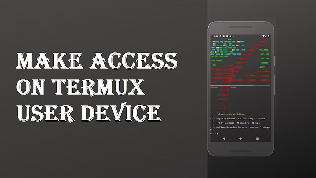 How To Make Access On Termux User Android