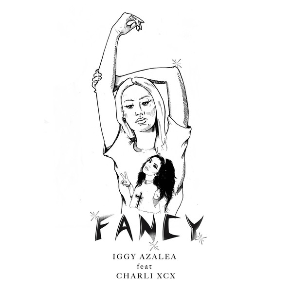 Iggy Azalea - Fancy (feat. Charli XCX & Wiley) - Single  Cover