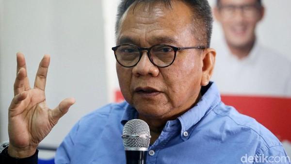 M Taufik Sentil Balik Tudingan Ketua DPRD DKI soal Parlemen Jalanan