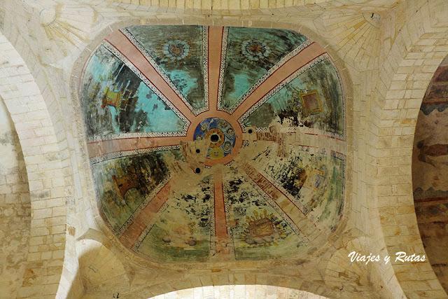 Bóveda de San Martiño de Mondoñedo, Lugo