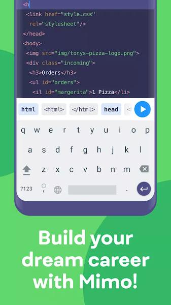 Mimo: Learn Coding (MOD, Premium Unlocked)