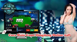 Cara Main Game Dingdong Online 24D