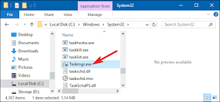Cara Membuka Task Manager Windows
