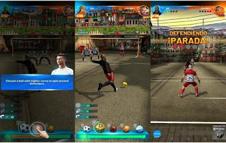 اخيرا كريستيانو رونالدو يطلق لعبة كرة قدم خاصة به ممتعة يمكنك تحميلها الآن للأندرويد