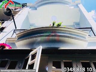 Bán nhà Gò Vấp nở hậu 3.5m hẻm 237 Phạm Văn Chiêu phường 14 - giá 2.28 tỷ ( MS : 017 )