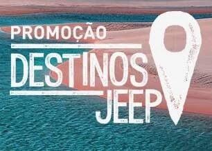 Promoção Jeep 2020 Viagem e Prêmio