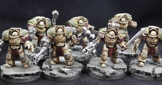 The other Cataphractii Squad