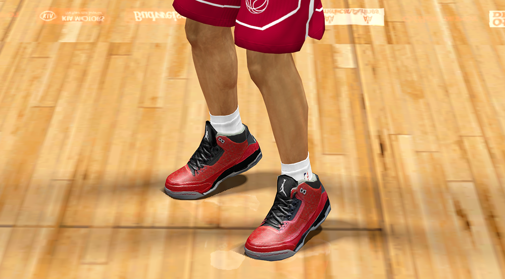 Air Jordan 3 Doernbecher NBA 2K
