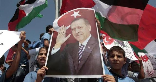 Hamas Palestina Yakin Erdogan adalah Panglima Perang Muslim Dunia