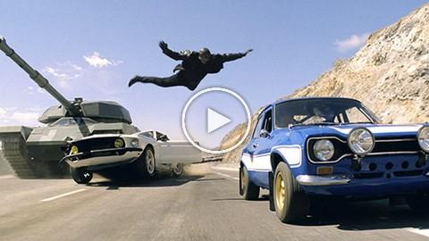 Quá Nhanh Quá Nguy Hiểm 6 - Fast And Furious 6