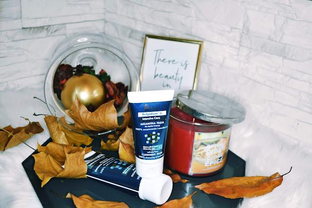 Aksamitna pasta do mycia twarzy, Pielęgnacja skóry jesienią i zimą.