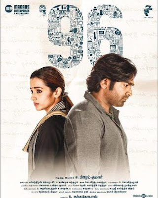 96 (2018) UNCUT Dual Audio Hindi 720p HDRip 1.2GB