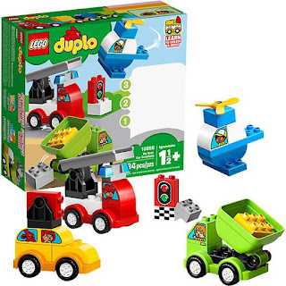 bộ lego đầu tiên xe hơi