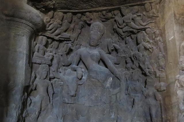 Ardhanareeshwara - Half man, half woman