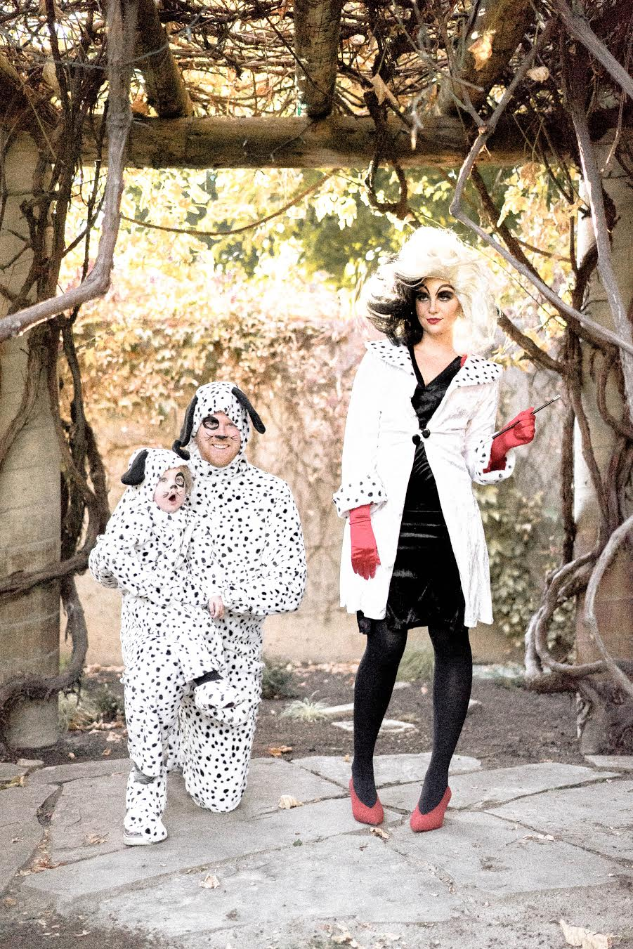 Halloween Costumes, Family Costumes, Dalmatian costumes
