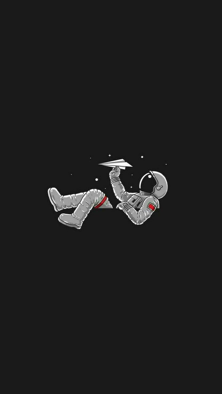 Hình nền người phi hành gia