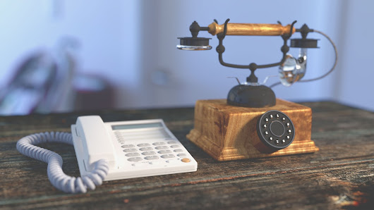 Are you still using traditional phone system for business calls?