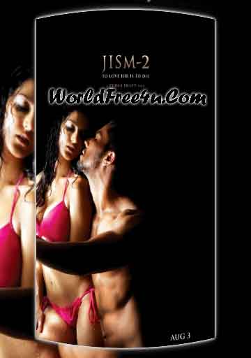 Poster Of Bollywood Movie Jism 2 (2012) 300MB Compressed Small Size Pc Movie Free Download worldfree4u.com