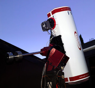 Image of Astronomical Telescope for Educational Outreach