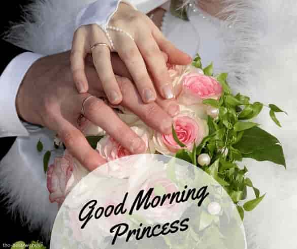 good morning princess images