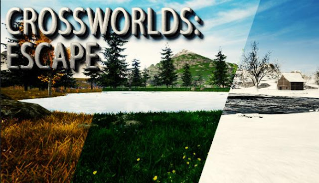 CrossWorlds Escape is a hardcore-style game in which you have to test all your abilities in order to survive in a fairly large-scale and open for exploration world.