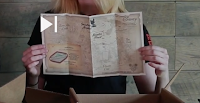 Disney Treasures Map