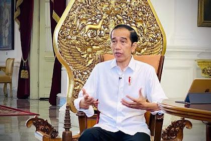 Presiden Jokowi: Pemerintah Gratiskan Vaksin COVID-19 Untuk Masyarakat