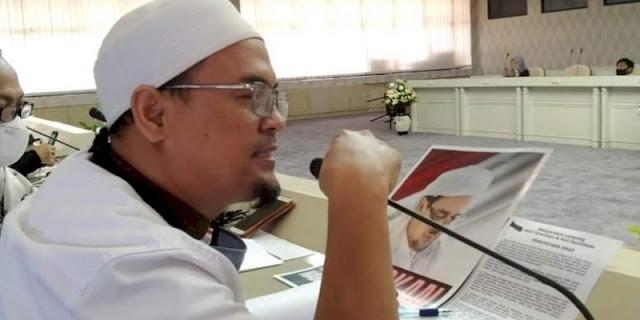 Tuntutan Bebaskan Habib Rizieq Shihab Meluas Hingga Ke Lampung