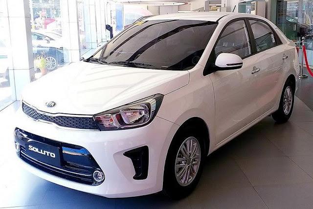 Kia Soluto sẽ chính thức lên kệ tại Việt Nam.