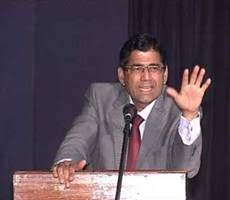Mr. Arvind P. Datar, Senior Advocate, Madras High Court