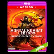 Mortal Kombat Legends: La venganza de Scorpion (2020) AMZN WEB-DL 1080p Latino