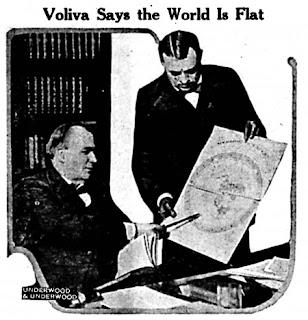 The History of Flat Earth Wilbur-glenn-voliva-flat-eart-theory-1922-450x468