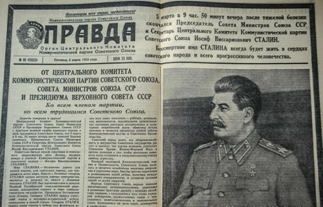 Stalin ditador da União Soviética