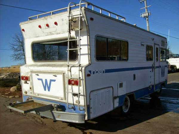 Used Rvs 1973 Winnebago Indian Motorhome For Sale By Owner
