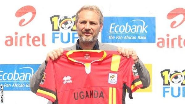Oficial: Uganda, Desabre es nuevo seleccionador