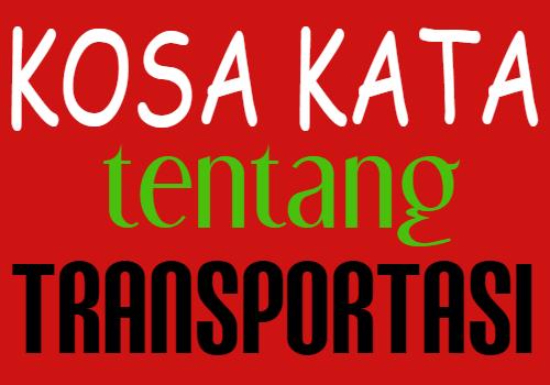 Transportasi