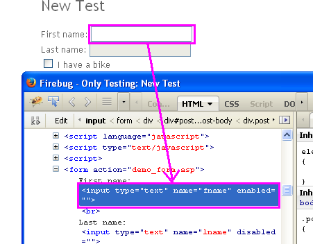 Software testing tutorials and automation: How To Locate