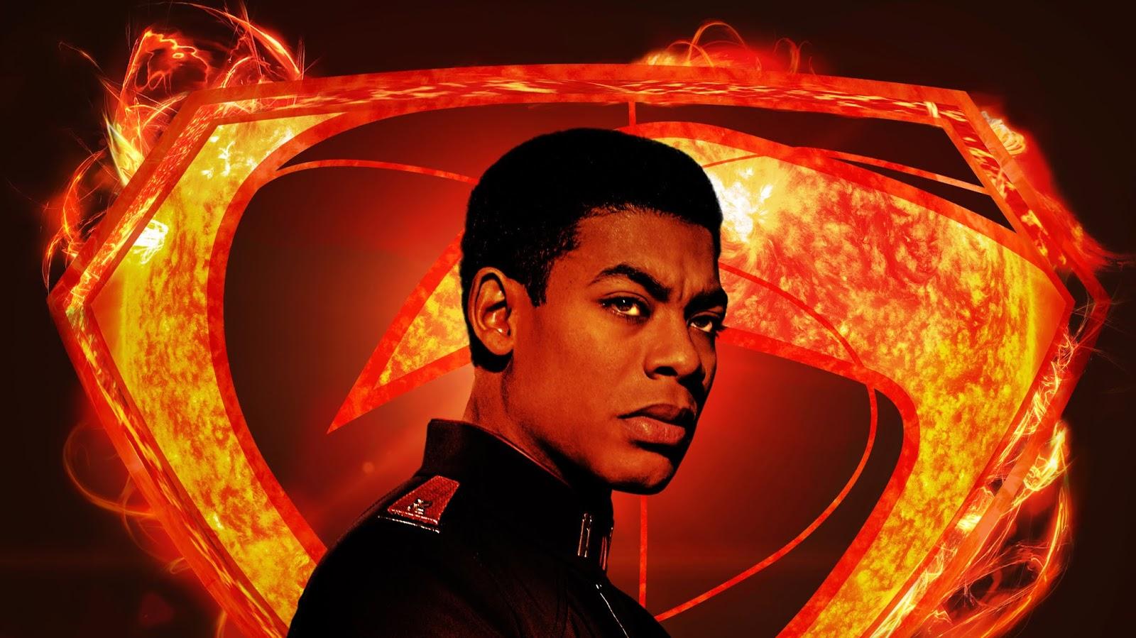 Aaron Pierre, Dev-Em, Krypton, 2018, TV Series