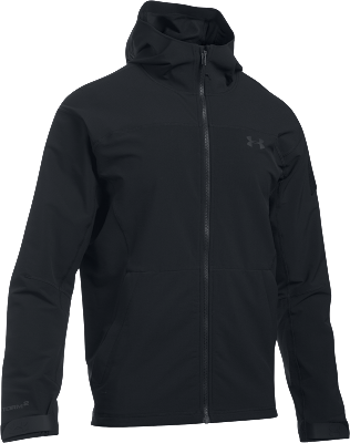 Under Armour Men's ColdGear Tac Softshell 3.0 Jacket