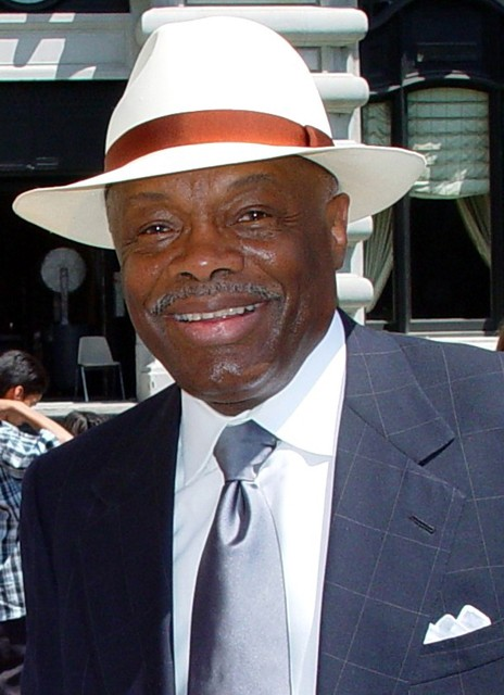 Willie Brown, photo by thomashawk, flickr