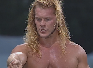 WCW Road Wild 1998: Chris Jericho defended the Cruiserweight Championship against Juventud Guerrera