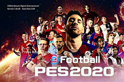 PES 2020 All Stars Start Screens For - PES 2017