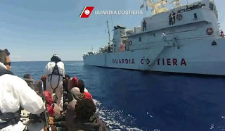 Salvini has vowed to expel as many as 500,000 migrants from the country